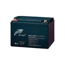 Ritar RA12-200D, 200 Ah AGM batteri