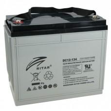 Ritar DC12-134D AGM-batteri