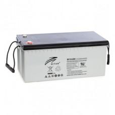 Ritar DC12-200D AGM-batteri
